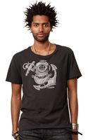 Denim & Supply Ralph Lauren Diver Anchor Tshirt - Lyst