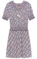Tory Burch Polly Dress - Lyst