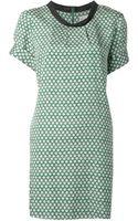 Sea Shirt Dress - Lyst