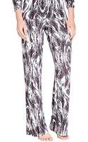 Cosabella Pordenone Snake-print Wide-leg Pants - Lyst