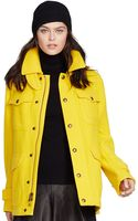 Polo Ralph Lauren Wool Blend Thicket Coat - Lyst