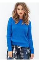 Forever 21 Crew Neck Sweater - Lyst