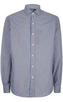 Polo Ralph Lauren Custom Fit Plaid Shirt - Lyst