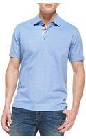 Robert Graham Tino Pique Polo Shirt - Lyst
