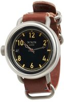 Nixon The October Leather - The Luxe Heritage Collection - Lyst
