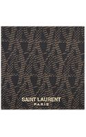 Saint Laurent Zipped Monogramme Pouch - Lyst
