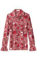 Tory Burch Blaise Shirt - Lyst