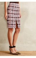 Finders Keepers Rouged Plaid Pencil Skirt - Lyst