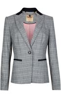 Ted Baker Gorgie Check Suit Jacket - Lyst