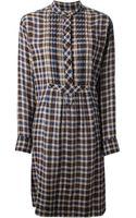 Etoile Isabel Marant Ilaria Shirt Dress - Lyst