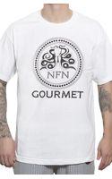 Gourmet The Logo Tee - Lyst