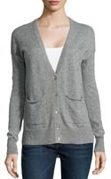Autumn Cashmere Cashmere Highlow Cardigan - Lyst