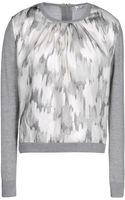 Acne Studios Long Sleeve Sweater - Lyst
