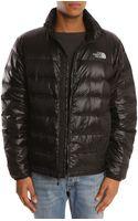 The North Face La Paz Black Down Jacket - Lyst