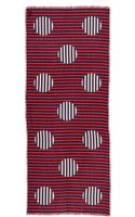 Marc By Marc Jacobs Graphic Charles Dot Scarf - Cambridge Red Multi - Lyst