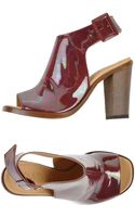 Mm6 By Maison Martin Margiela Sandals - Lyst
