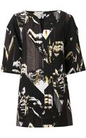 Kenzo Print Dress - Lyst