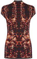 Roberto Cavalli Sleeveless Pullover - Lyst
