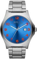 Marc By Marc Jacobs Mens Jimmy Stainless Steel Bracelet Watch 43mm - Lyst
