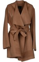Hotel Particulier Coat - Lyst