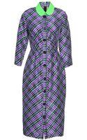 Roksanda Ilincic 34 Length Dress - Lyst