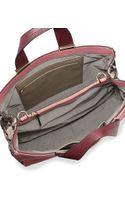 Pour La Victoire Inez Leather Carryall Tote Bag - Lyst