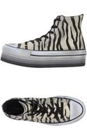 Converse High-tops  Trainers - Lyst