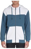 Versace Jeans Graphic Kangaroo-pocket Hoodie - Lyst