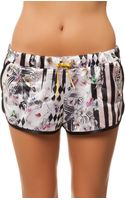 Lrg Core Collection The Fling Shorts - Lyst