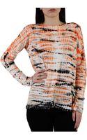 Proenza Schouler Tshirt Arancio - Lyst