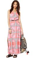 Nasty Gal Minkpink To The Maxi Dress - Lyst