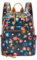 Fossil Keyper Backpack - Lyst