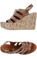 Riviera Sandals - Lyst