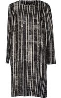 By Malene Birger Short Dress - Lyst