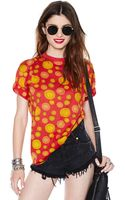 Nasty Gal Sunday Funday Top - Lyst