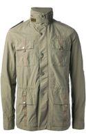Michael Bastian Military Jacket - Lyst