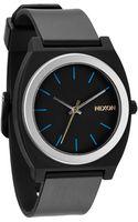 Nixon Midnight Blue Watch Time Teller P - Lyst
