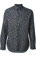 Paul Smith Floral Print Shirt - Lyst