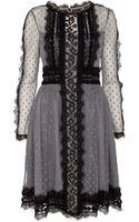 Alice By Temperley Long Sleeved Misty Dress - Lyst