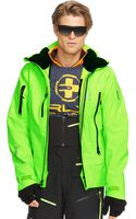 RLX Ralph Lauren Hooded Ski Jacket - Lyst