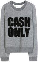 3.1 Phillip Lim Cotton Sweater - Lyst