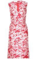 Stella McCartney Giona Floraljacquard Dress - Lyst