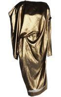 Lanvin 34 Length Dress - Lyst