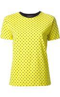 Emanuel Ungaro Dots Tshirt - Lyst