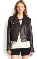Rag & Bone Victorian Leather Biker Jacket - Lyst