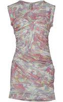 Iro Short Dress - Lyst