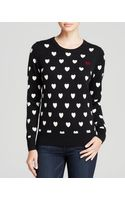 French Connection Sweater - Broken Heart Knits - Lyst