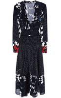 Preen By Thorton Bregazzi Sade Dress with Belt - Lyst