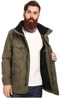 Hurley Corps Jacket - Lyst