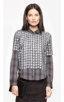Elizabeth And James Carnie Blouse - Lyst